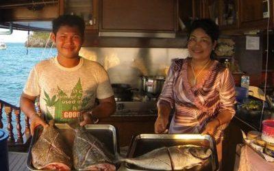 Thai Küche und Gerichte
