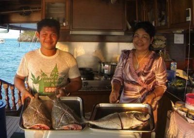Onboard Thai Kitchen & Cuisine